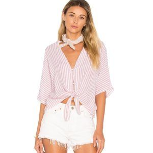 Rails Thea Top in Florence Stripe-Sz M